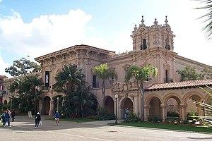 Casa de Balboa, Balboa Park, San Diego, United...