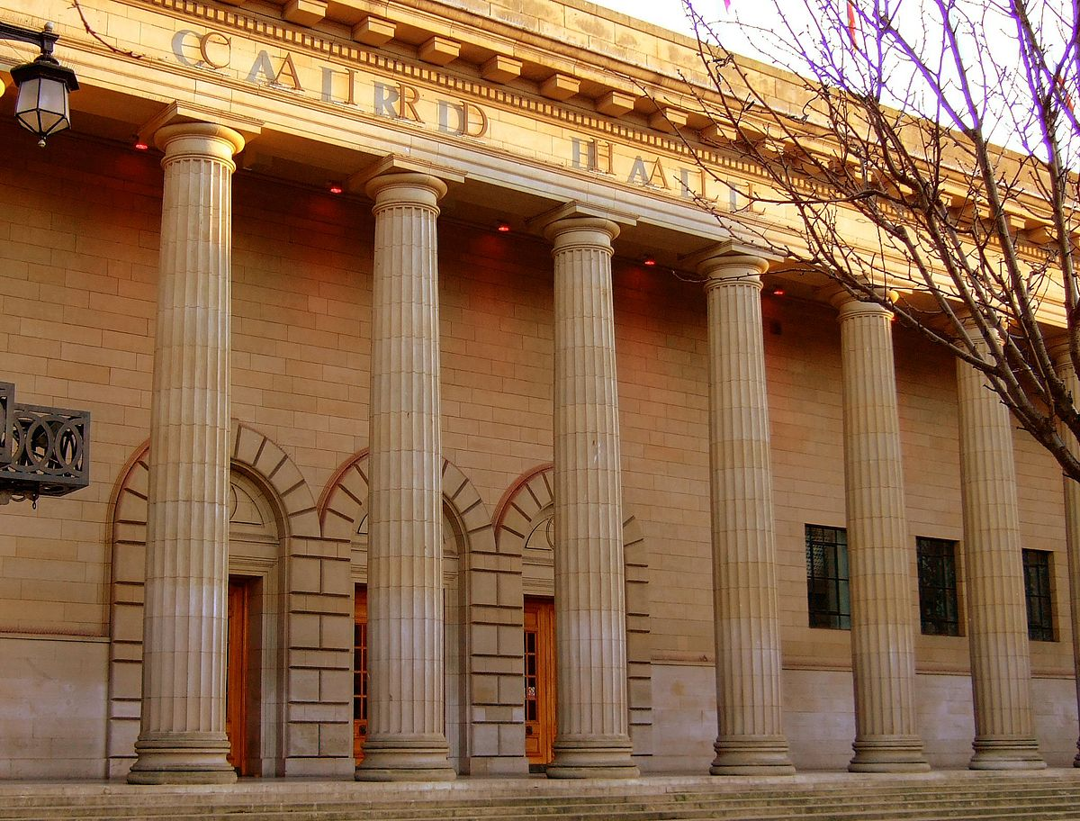 Caird Hall Wikipedia
