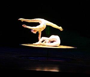 Cirque du Soleil, Alegria, at Royal Albert Hal...