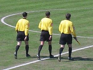 English: Alexander Gonchar (center). 2006 Russ...