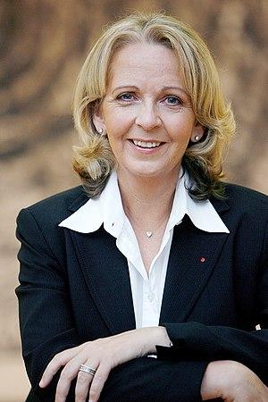 Deutsch: Hannelore Kraft, Landesvorsitzende de...