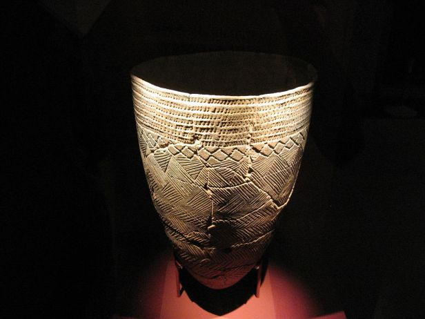 Korea Neolithic age Pot