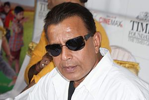 Bollywood (Hindi film)actor Mithun Chakraborty...