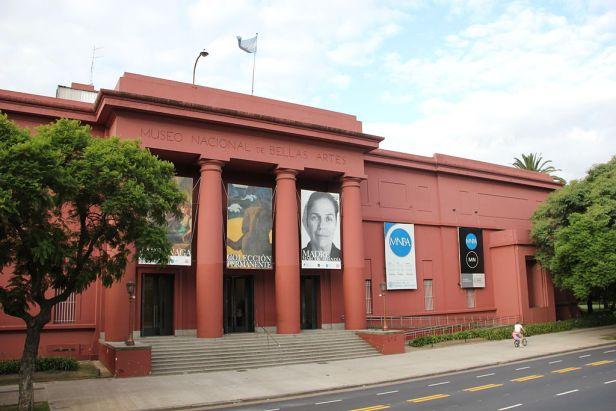 Museo Nacional de Bellas Artes (Buenos Aires, 2014)