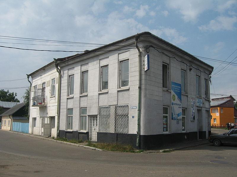 File:Sinagoga din Radauti - str. Toplitei.jpg