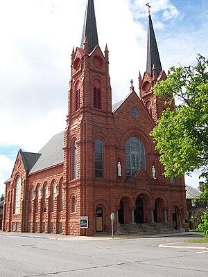 English: St. Paul the Apostle Church