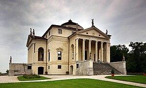 Villa Rotonda, Veneto, Italy