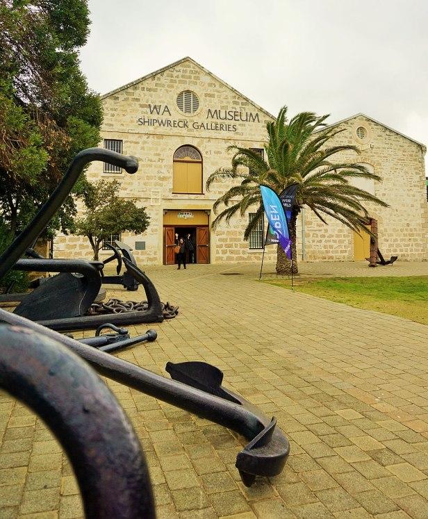 WA Shipwrecks Museum - Joy of Museums - External 2