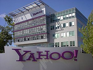 English: Yahoo! headquarters