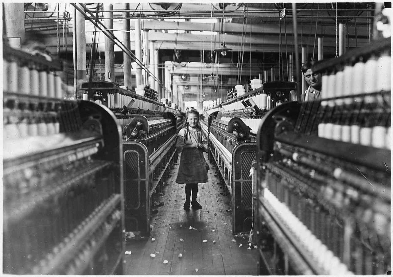 Old Textile Mills Georgia