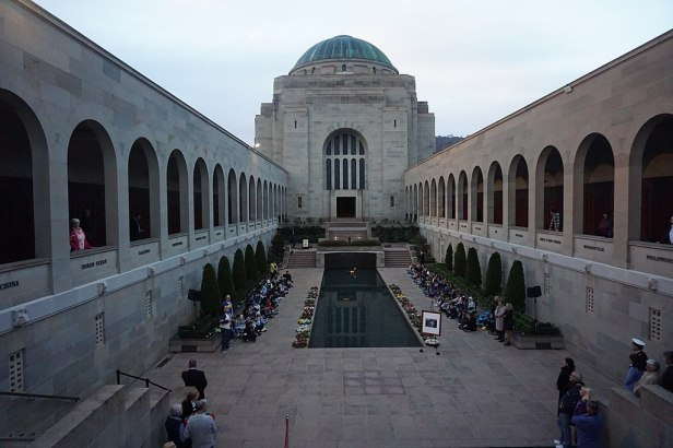 Australian War Memorial - Joy of Museums - External 2