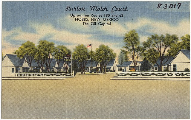 File Barton Motor Court Uptown On Route 180 And 62 Hobbs