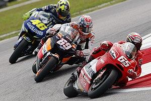 Capirossi, Malaysian MotoGP Race 2005