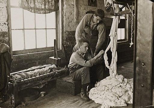 Child Labor in North Carolina, United States 1908