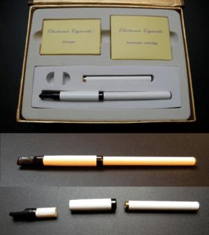 Français : cigarette electronique