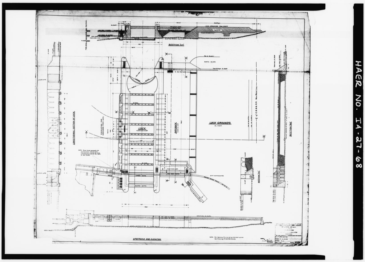 File Drydock Plan And Sections January