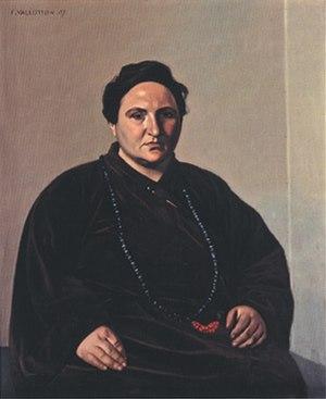 English: Portrait of Gertrude Stein Deutsch: P...