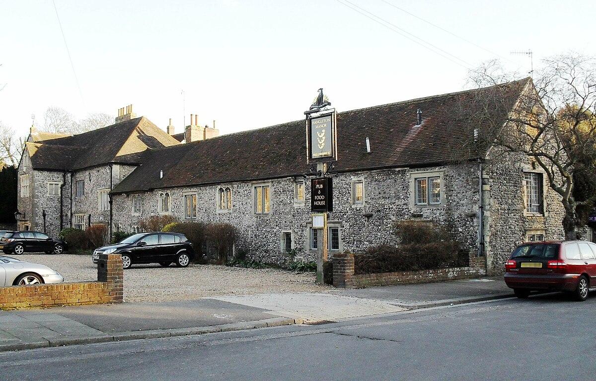 Hangleton Manor Inn Wikipedia