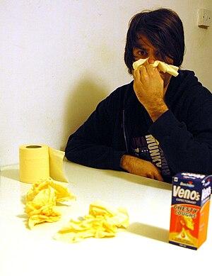 Original caption: I had a cold for the last co...