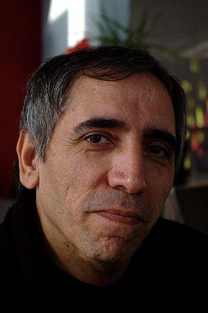 Français : Mohsen Makhmalbaf, réalisateur iran...