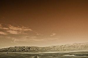 Mojave Desert, April 4, 2011.