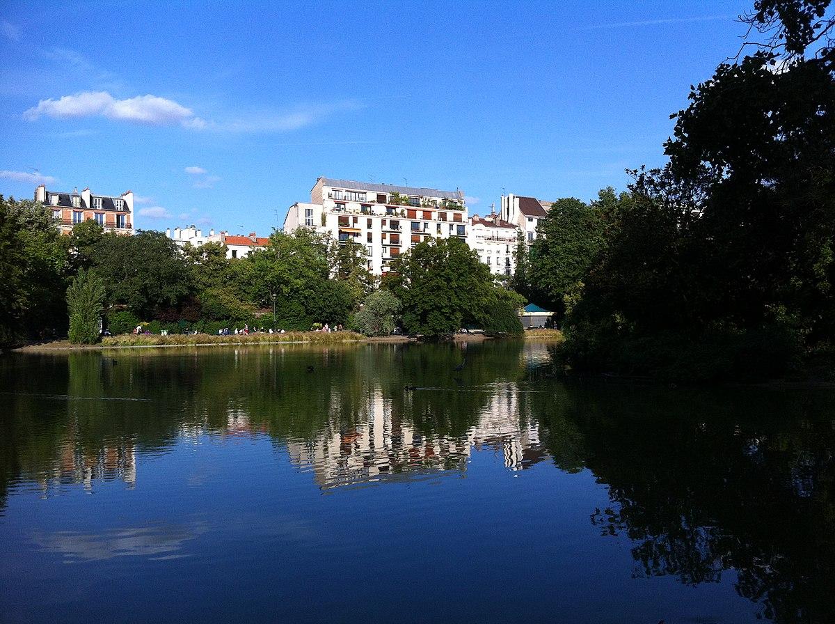 De Vincennes Bois Paris