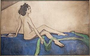 Portrait of Ida Rubenstein