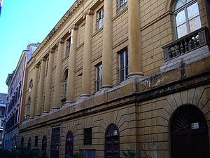 Teatro Valle exterior