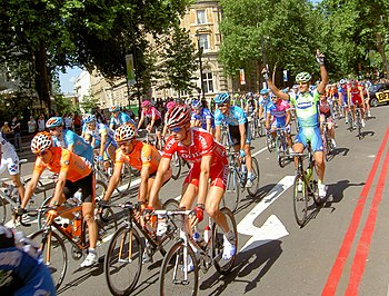 English: The 'Grand Depart' Le Tour De France ...
