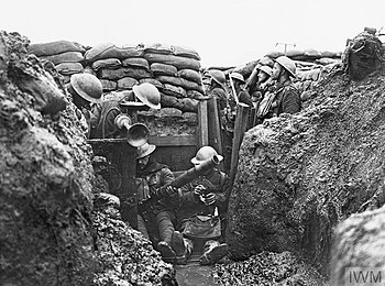 For most of World War I Allied Forces, predomi...