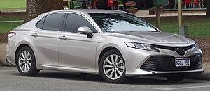 Toyota Camry  Wikipedia, la enciclopedia libre