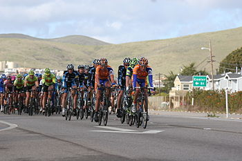 The Amgen Tour of California pro cycling race ...