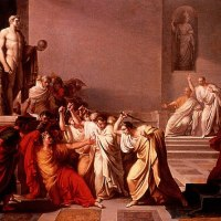 ...Le parricide était tout à fait compréhensible durant l'Empire romain?