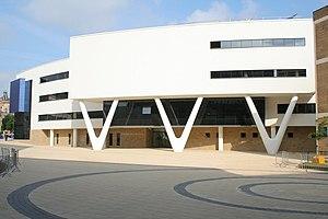 Creative Arts Building, University of Huddersfield
