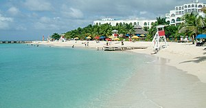 Doctor's Cave Beach Club, Montego Bay, Jamaica