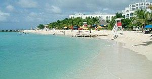 Doctor's Cave Beach Club, Montego Bay, Jamaica