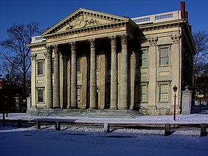 English: First Bank of the United States