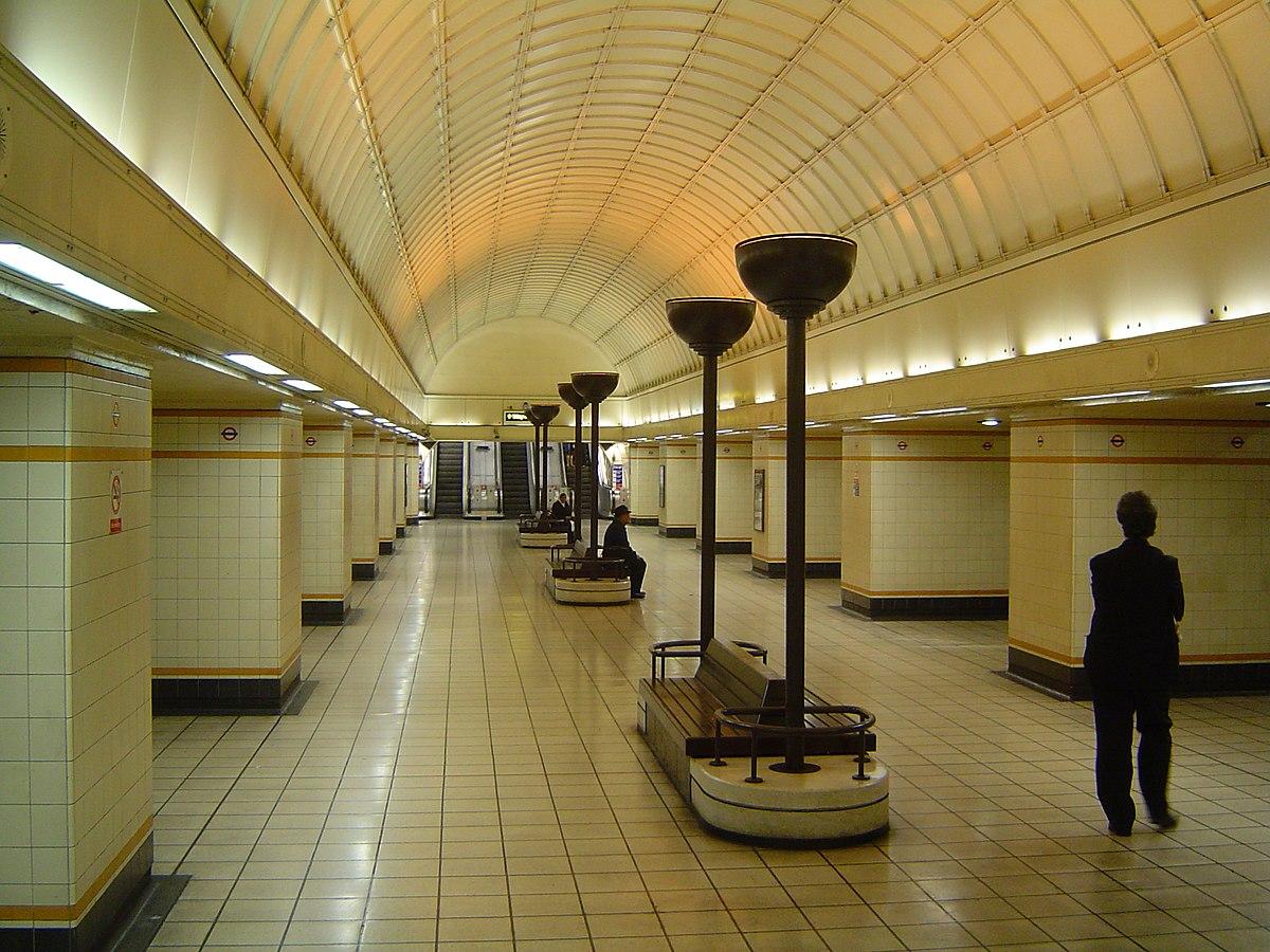 Gants Hill Metropolitana Di Londra Wikipedia