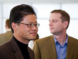 Pendiri Yahoo - Jerry Yang dan David Filo