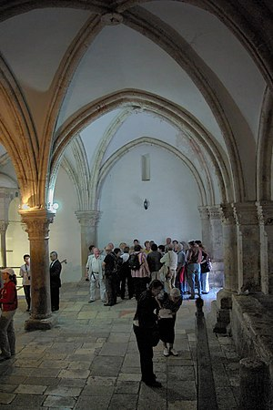 English: Jerusalem, Cenacle, the site of The L...