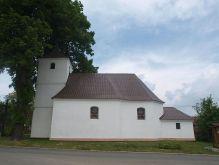 kostelík v Karlově