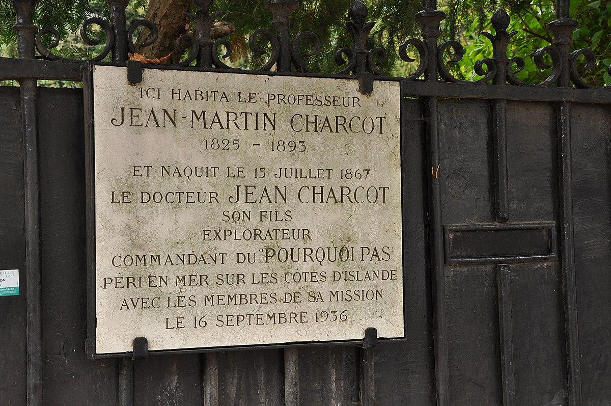 Maison Du Commandant Charcot Wikipdia