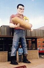 hot dog man wikipedia
