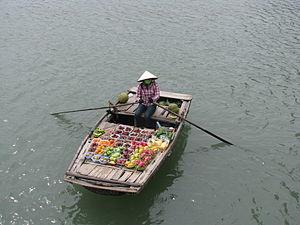 English: Captured at Halong Bay, Hanoi, Vietnam.