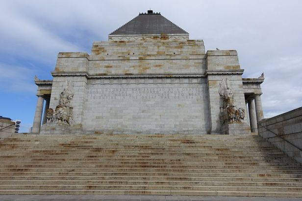 Shrine of Remembrance - Joy of Museums 9