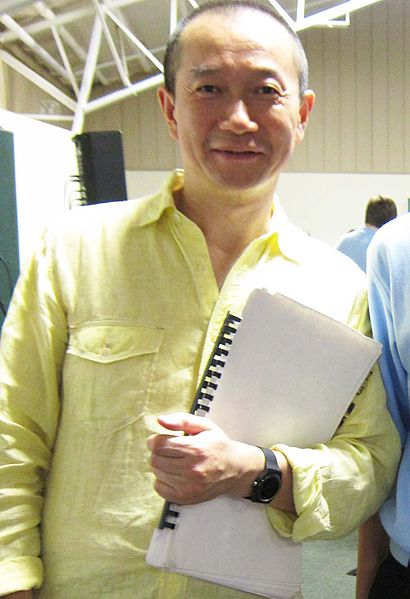 Tan Dun, composer of In Distance