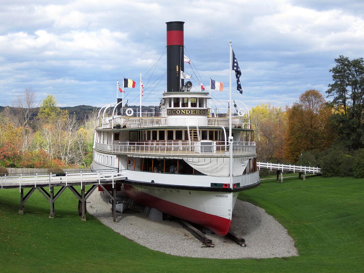 Ticonderoga (steamboat)