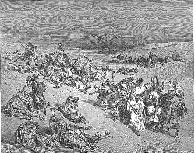 033.The Fifth Plague. Livestock Disease