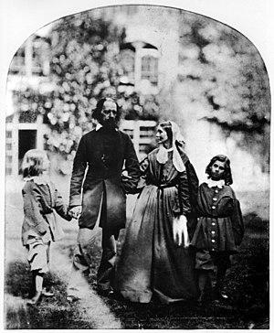 Alfred Tennyson, 1st Baron Tennyson (1809-1892...