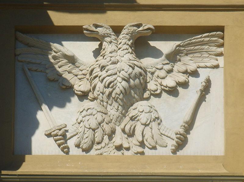 Dosya:Aquila Lorena da arco piazza della libertà.JPG